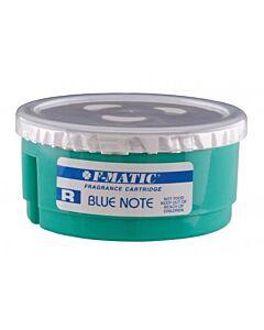 Luchtverfrisser navulling PlastiQline, Geurpotje Blue note