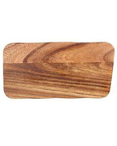 Rechthoekige plank 30 x 14 x 2 cm