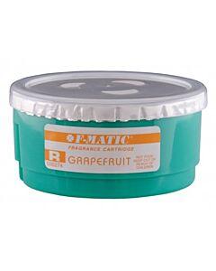 Luchtverfrisser navulling PlastiQline, Geurpotje Grapefruit