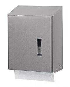 SanTRAL RVS AFP-C handdoekdispenser groot, HSU 31 E