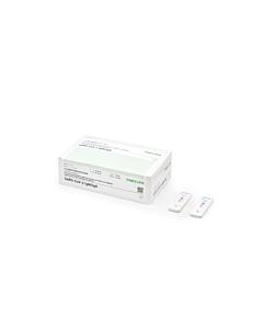 Sneltest Kit SARS-CoV-2 IgM/IgG Antilichaam, 10 stuks