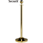 Afzetpaal Securit, Goud 13kg