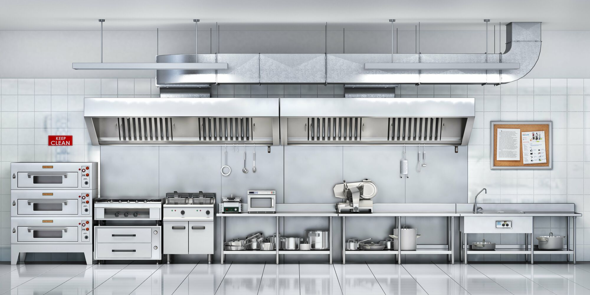Basislijst keuken